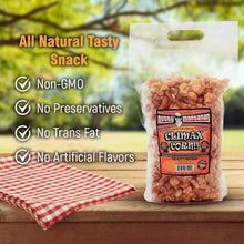 Original Climax Corn Butter Toffee Sweet N Salty Gourmet Flavored Popped Corn Caramel 38 oz