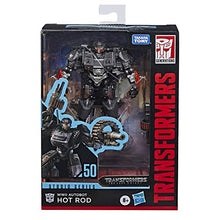 Transformers Toys Studio Series 50 Deluxe The Last Knight Movie WWII Autobot Hot Rod