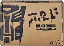 Transformers Generations Selects WFC-GS11 Earthrise Deluxe Decepticon Exhaust