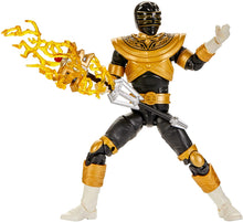 Power Rangers Lightning Collection Zeo Gold Ranger Premium Collectible Action Figure Toy