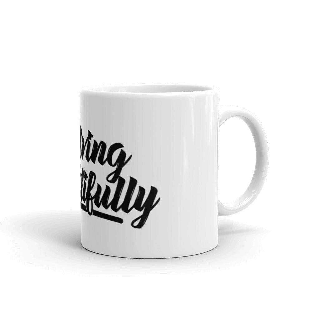 Evolving Beautifully Mug