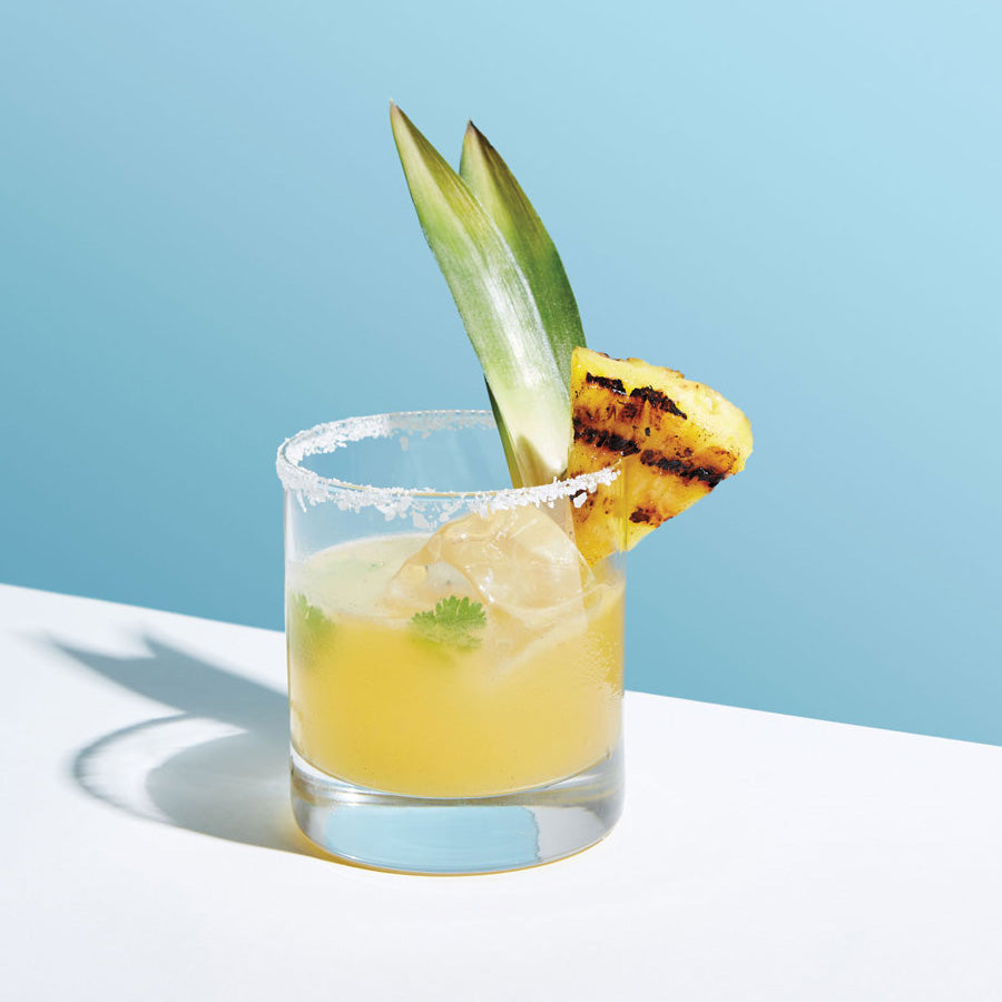Recipe | Charred Pineapple Margarita