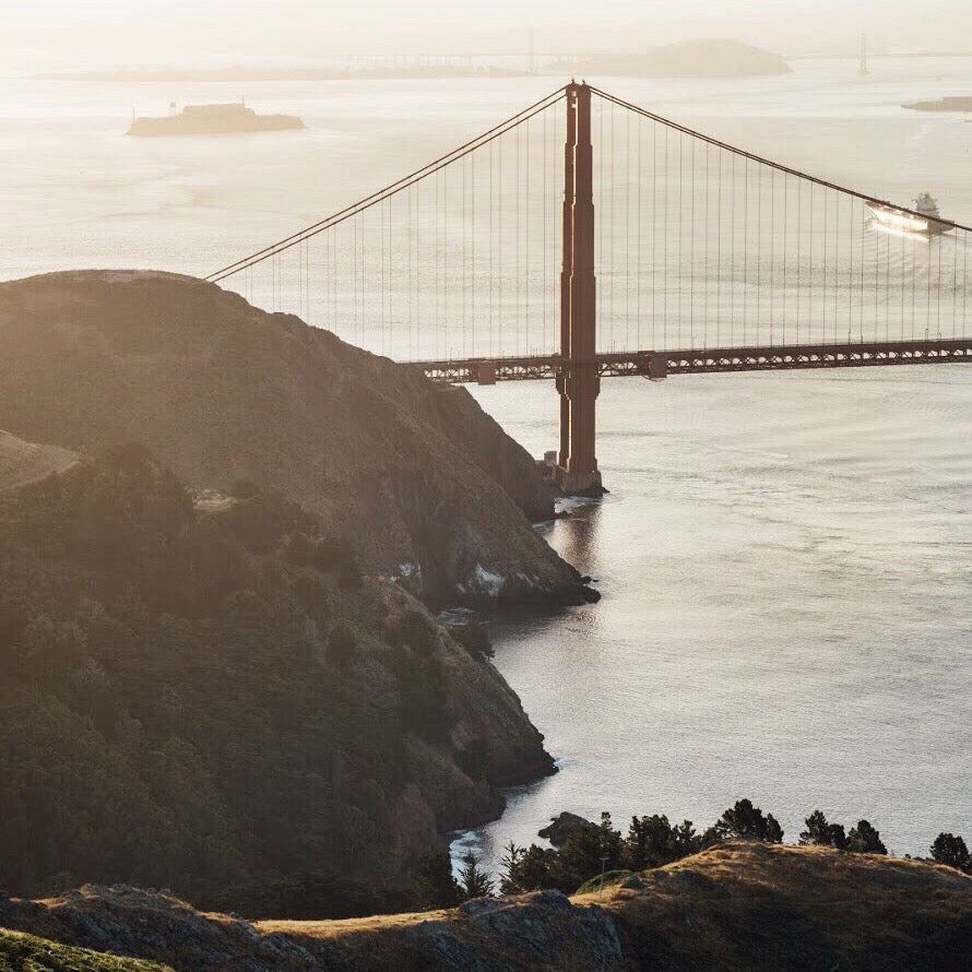 Friday Feels | Golden Gate Bridge