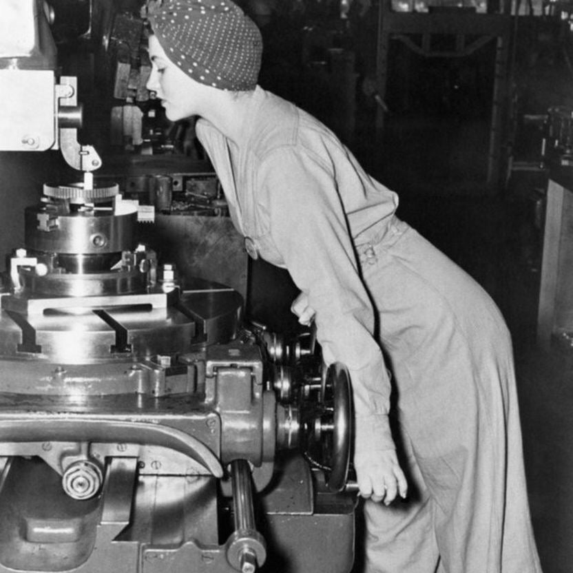 Must Read | The Real Rosie the Riveter