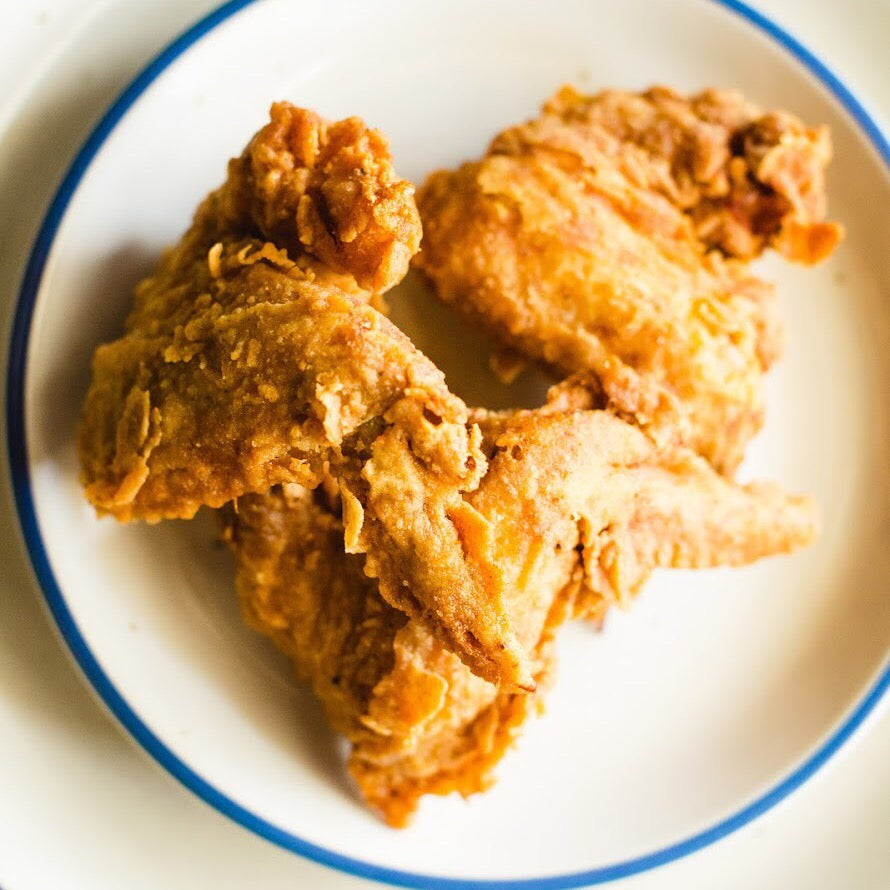 Friday Feels | Fried Chicken