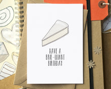 "Funny ""Have A Brie-lliant Birthday"" Card"