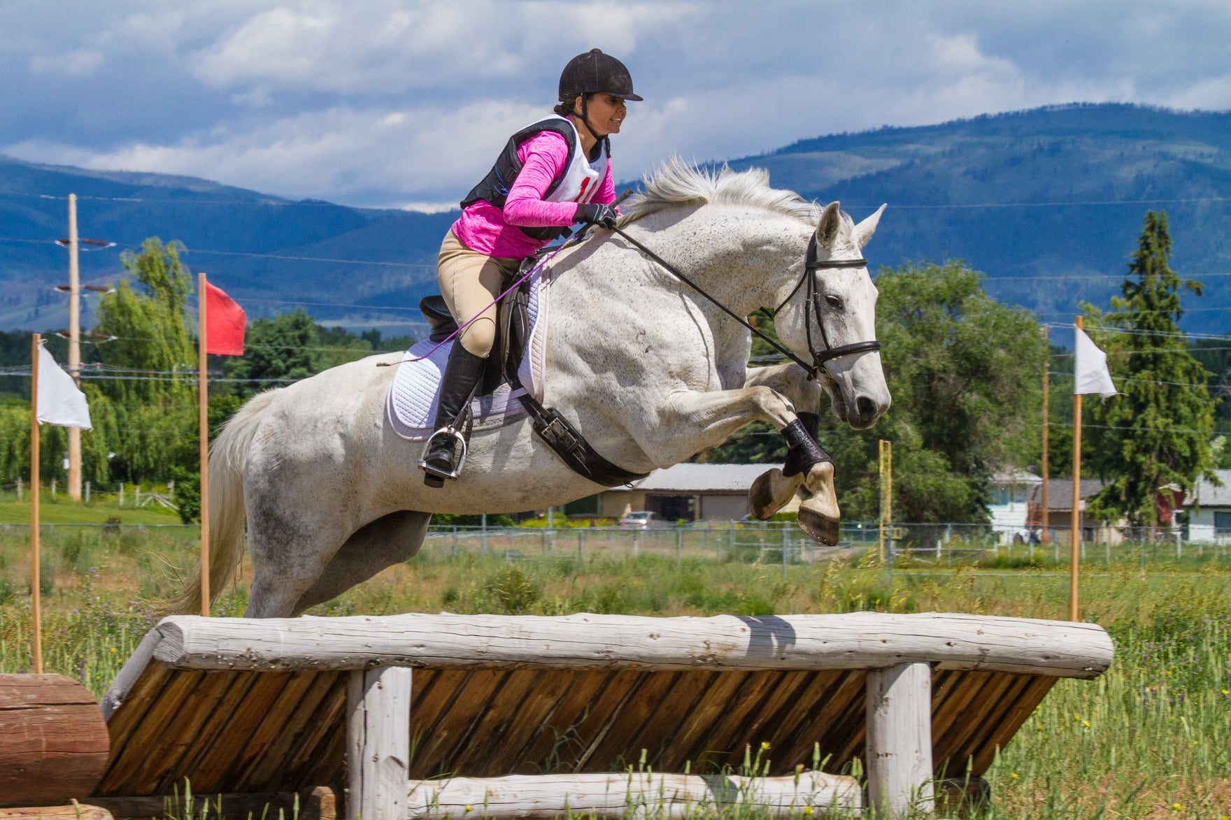 Advancing your horsemanship without destroying your horse in the process.