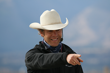 Spring re-start with your horse - With Don Jessop