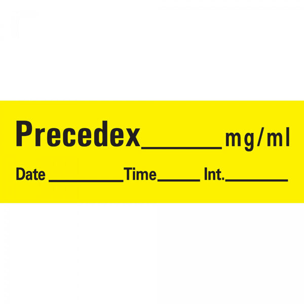 LABEL PRECEDEX