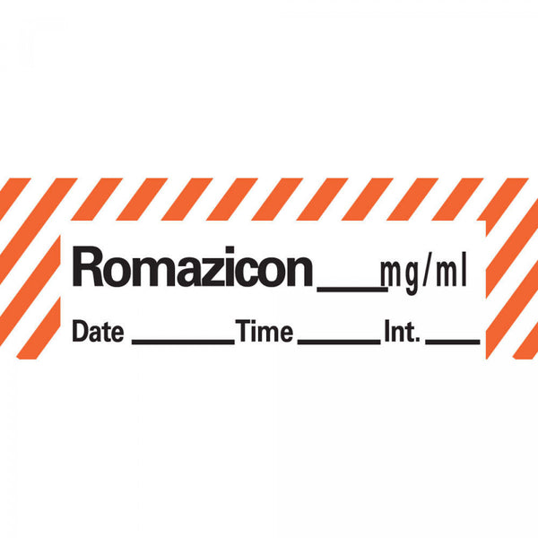 LABEL ROMAZICON
