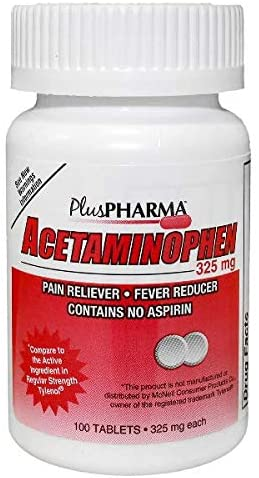 ACETAMINOPHEN TAB