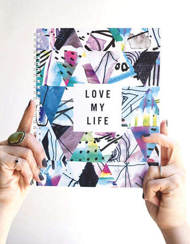 Love My Life - WEEKLY PLANNER (undated)