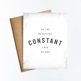 Beautiful Constant Love - NOTECARD