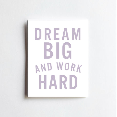 Dream Big - ART PRINT