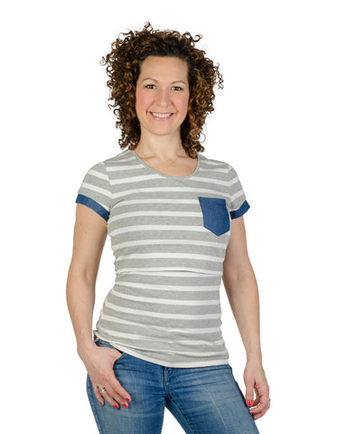 Nursing t-shirt June
