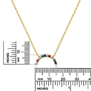 ClaudiaG 18K Gold Phoebe Necklace