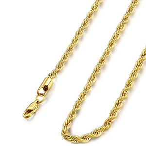 ClaudiaG 18K Jo Chain Necklace