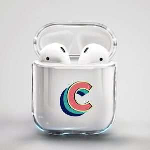 ClaudiaG Airpod Case F1 Letter C