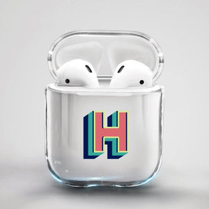 ClaudiaG Airpod Case F1 Letter H