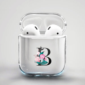 ClaudiaG Airpod Case F2- Letter B