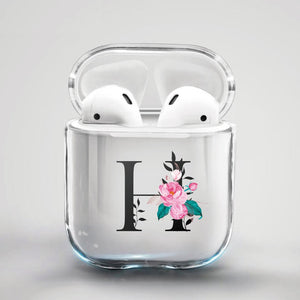 ClaudiaG Airpod Case F2- Letter H