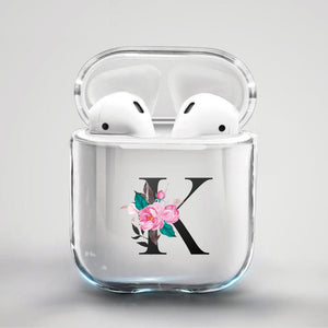 ClaudiaG Airpod Case F2- Letter K