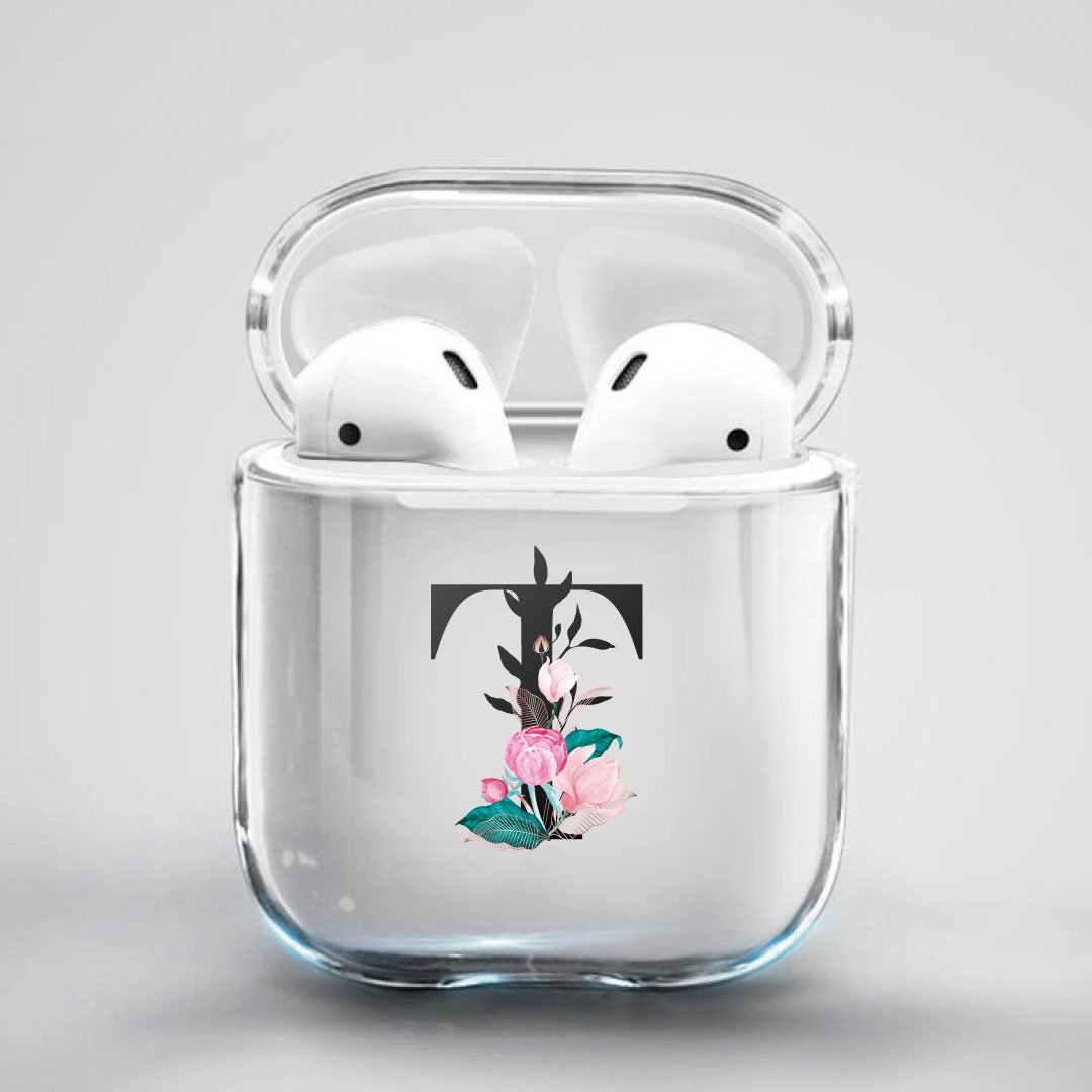 ClaudiaG Airpod Case F2- Letter T