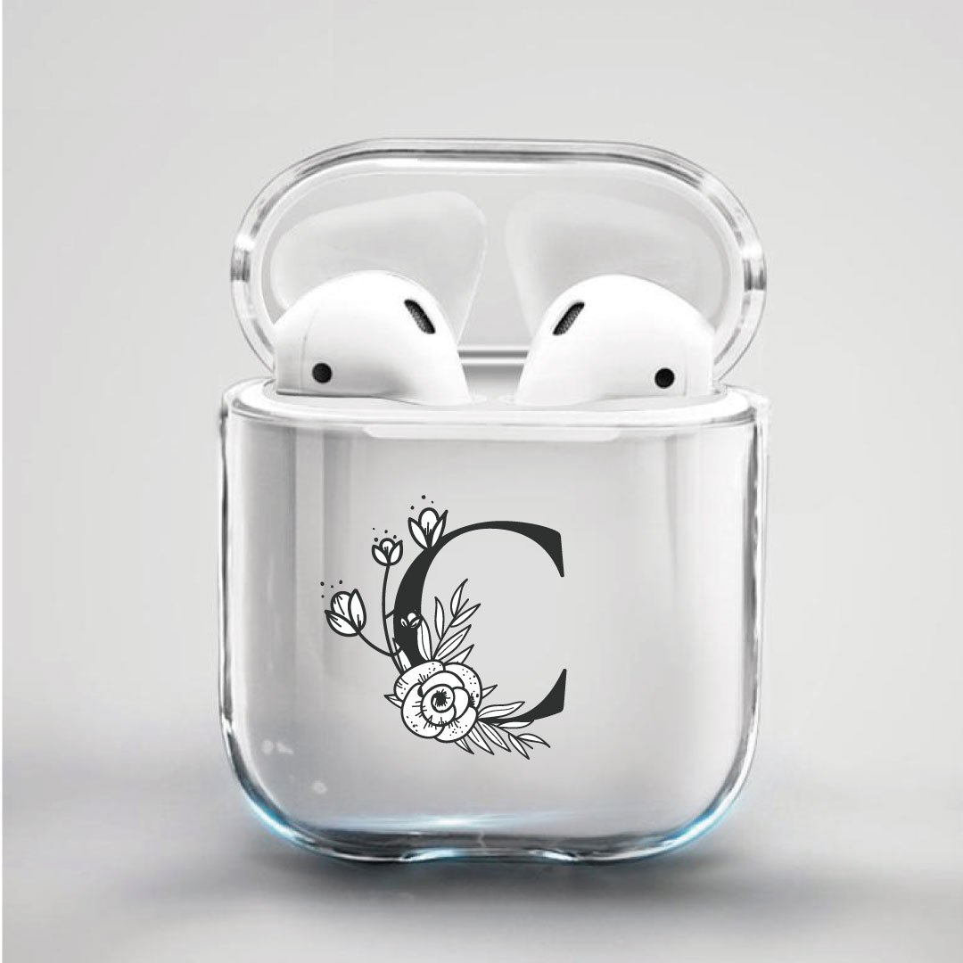 ClaudiaG Airpod Case2- Letter C