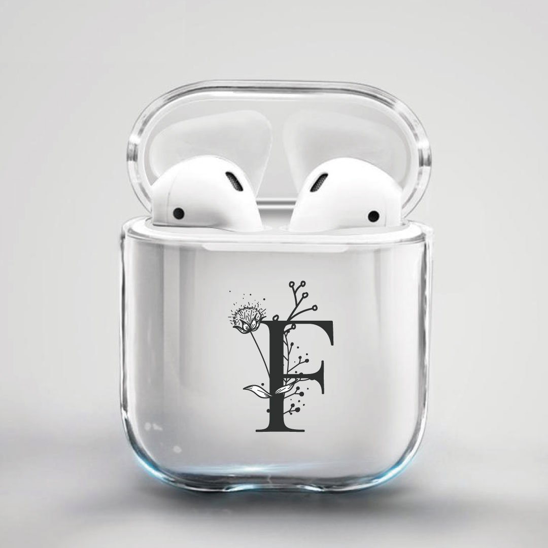 ClaudiaG Airpod Case2- Letter F