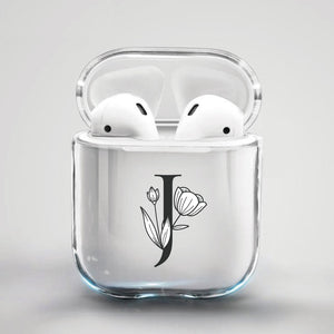 ClaudiaG Airpod Case2- Letter J