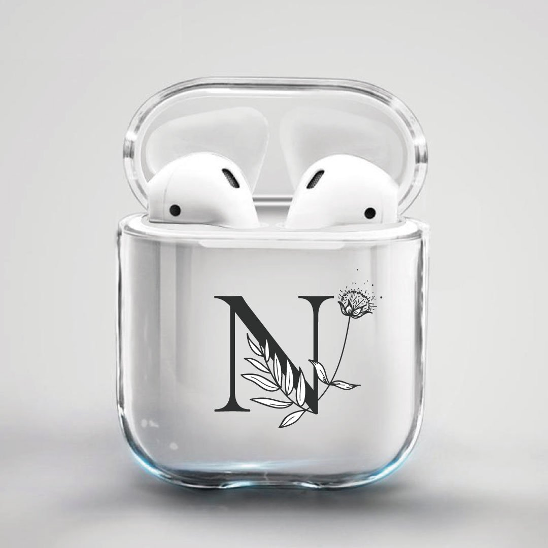 ClaudiaG Airpod Case2- Letter N