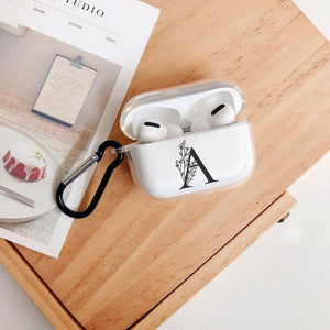 ClaudiaG Airpod Pro Case2- Letter A
