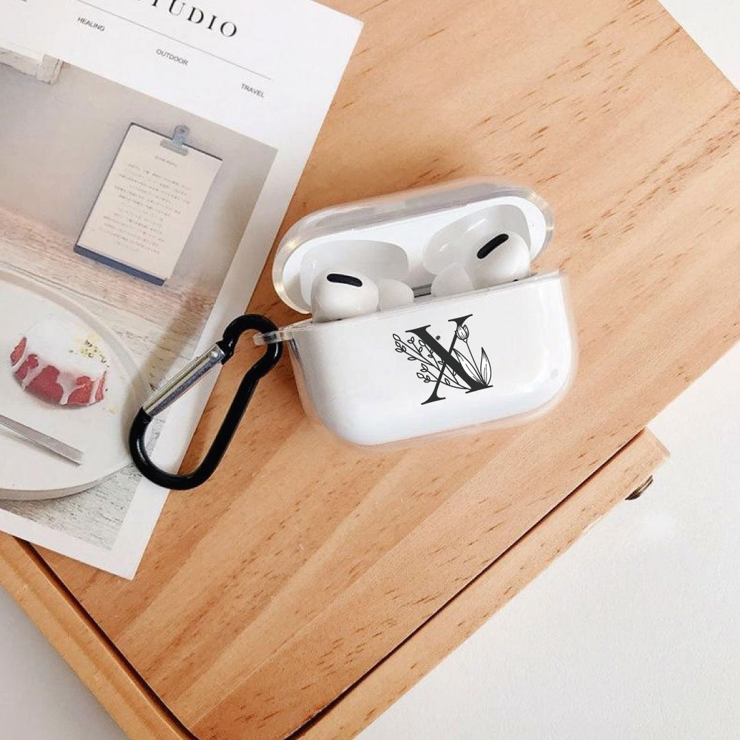 ClaudiaG Airpod Pro Case2- Letter X