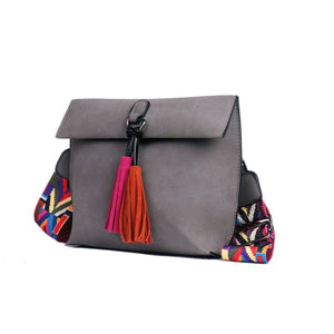 ClaudiaG Brandy Crossbody -Grey