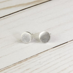 ClaudiaG Button Earrings