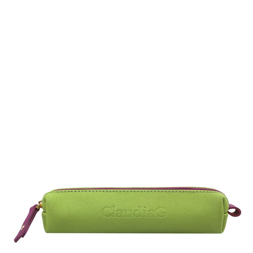 ClaudiaG Comfy Pouch -Lime Green