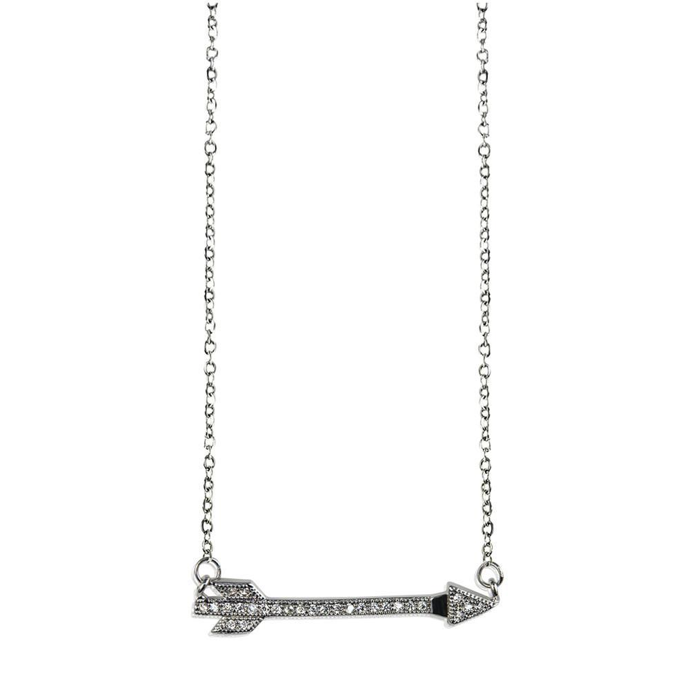 ClaudiaG Fearless Necklace