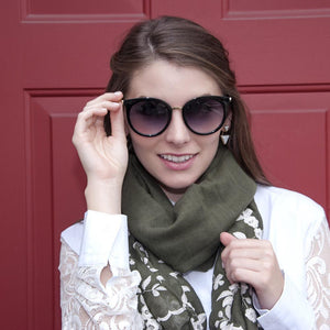 ClaudiaG Flirty Sunglasses