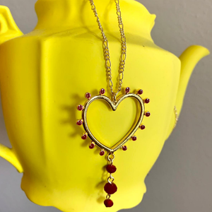 ClaudiaG Honest Heart Necklace
