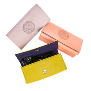 ClaudiaG Looking Good Sunglasses Case-Lemon