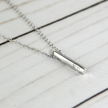 ClaudiaG Love Bar Necklace