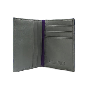 ClaudiaG Micro Wallet -Sapphire/Charcoal