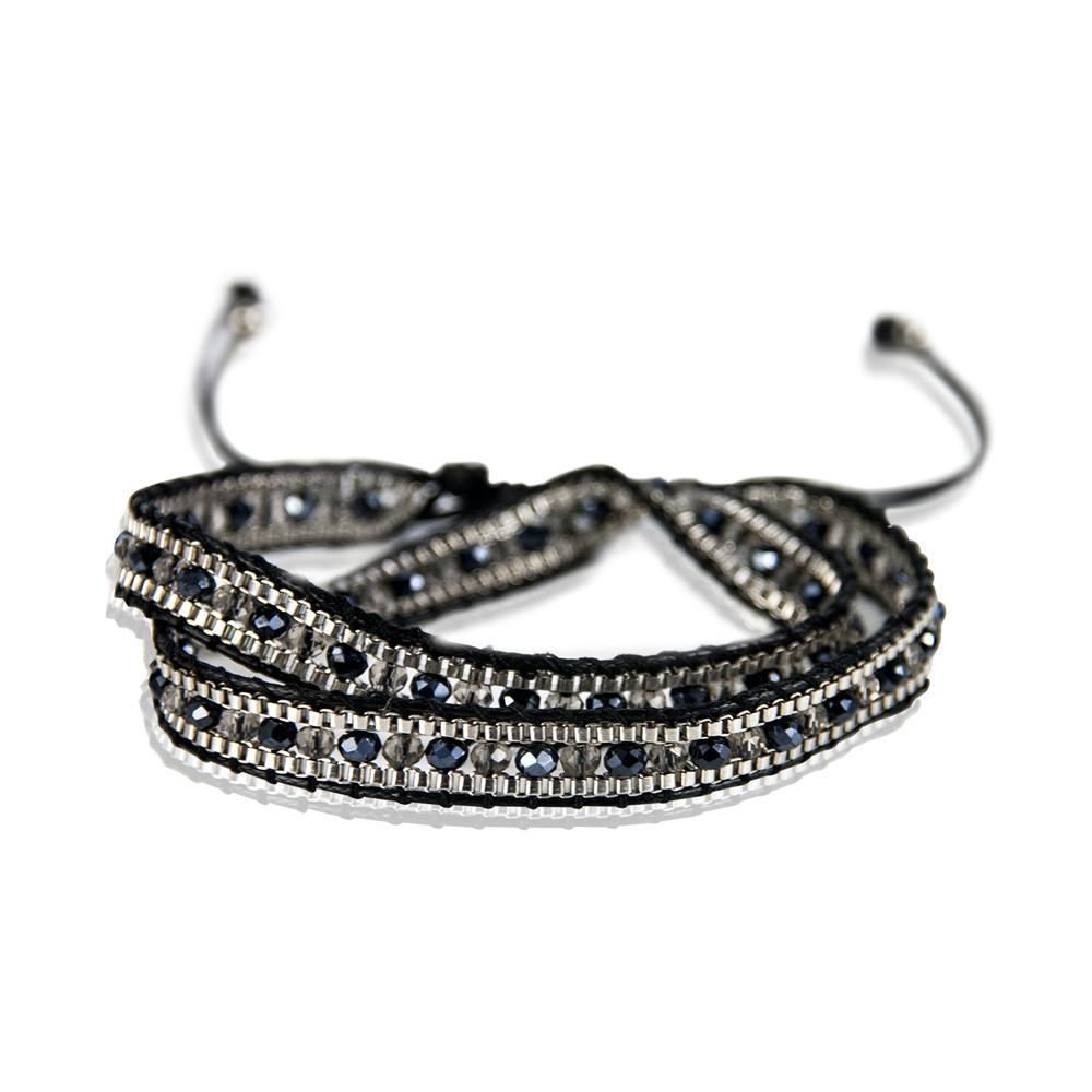 ClaudiaG Mini Double Looped Bracelet