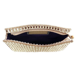 ClaudiaG Nyx Clutch - Gold