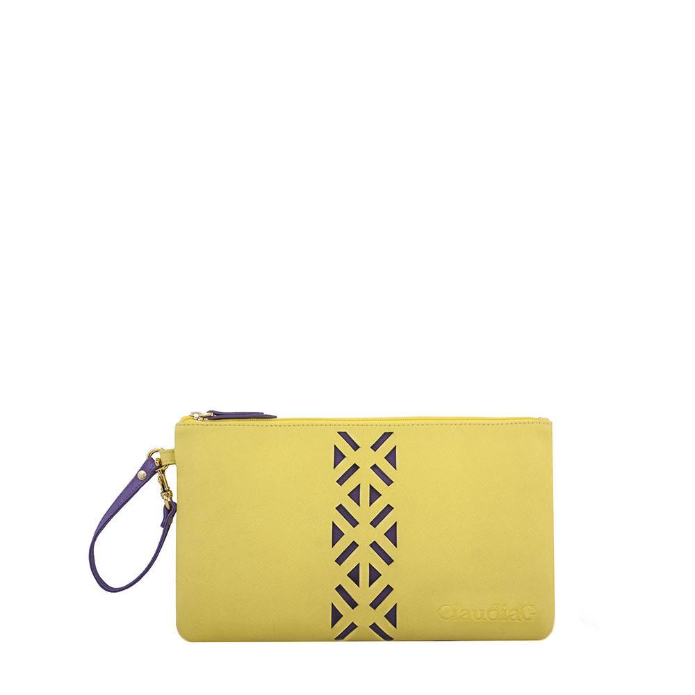 ClaudiaG PractiPouch Large - Canary Yellow