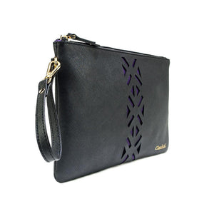 ClaudiaG PractiPouch Large- Midnight Black