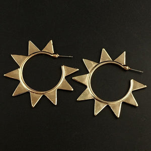 ClaudiaG Punk Earrings