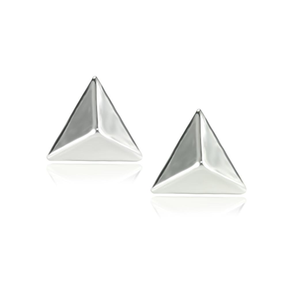 ClaudiaG Pyramid Earrings