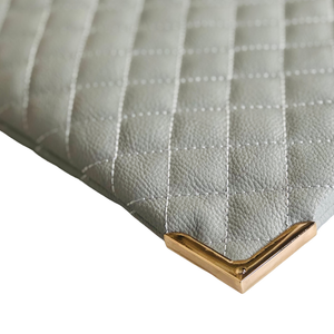 ClaudiaG Quilted Clutch
