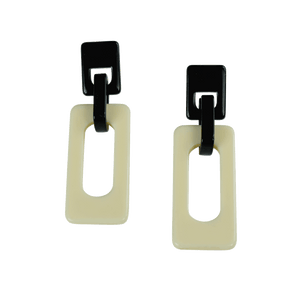 ClaudiaG Rox -Tan Earrings